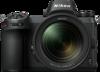 Nikon Z7 digital camera front