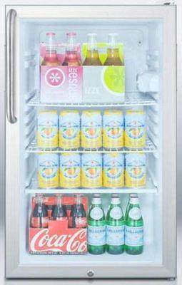 AccuCold SCR450L7ADAX Kühlschrank