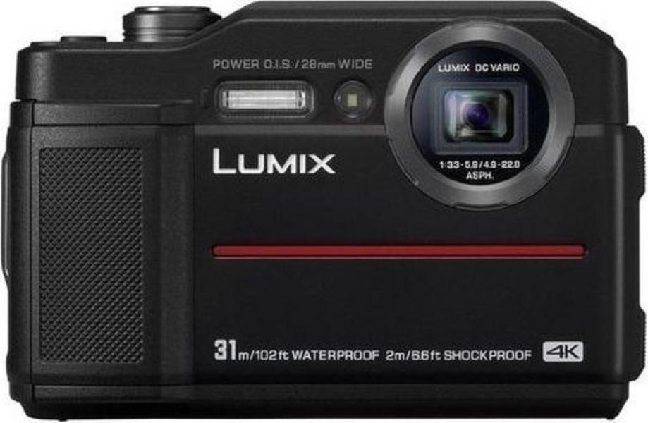 Panasonic Lumix DMC-ZS3 front