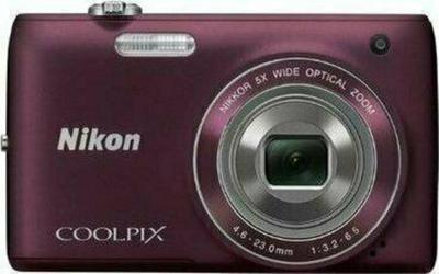 Nikon Coolpix S4100 Digital Camera