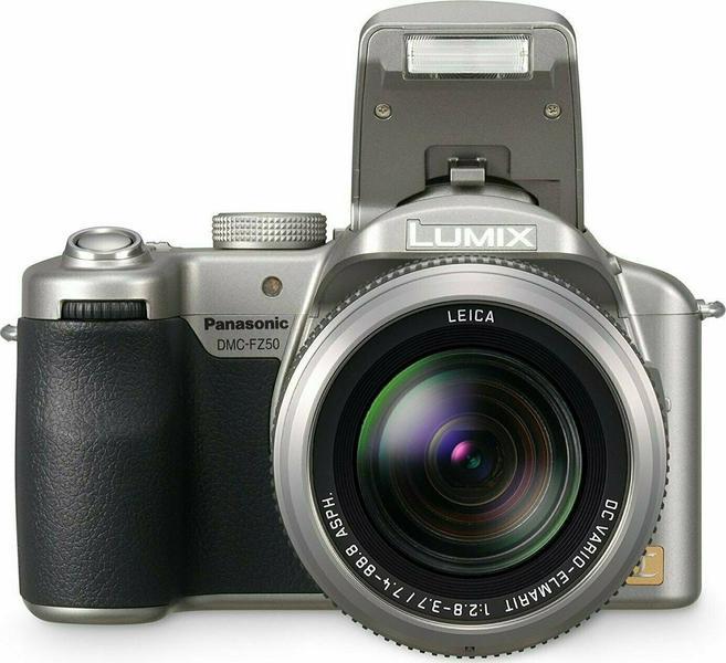 Panasonic Lumix DMC-FZ50 front