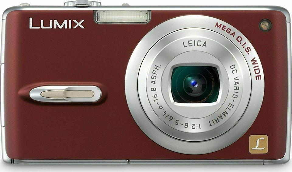Panasonic Lumix DMC-FX07 front