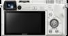 Sony Alpha a6000 Digital Camera rear