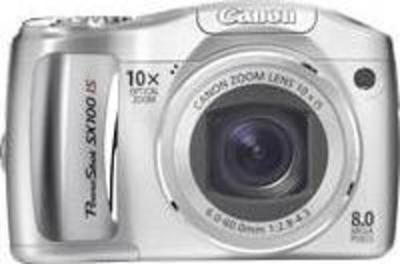 Canon PowerShot SX100 IS Digital Camera