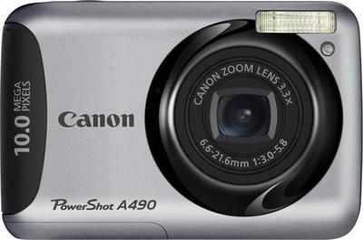 Canon PowerShot A490 Digitalkamera