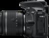 Nikon D5600 left