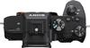 Sony Alpha A7 III Digital Camera top