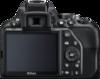 Nikon D3500 Digital Camera rear