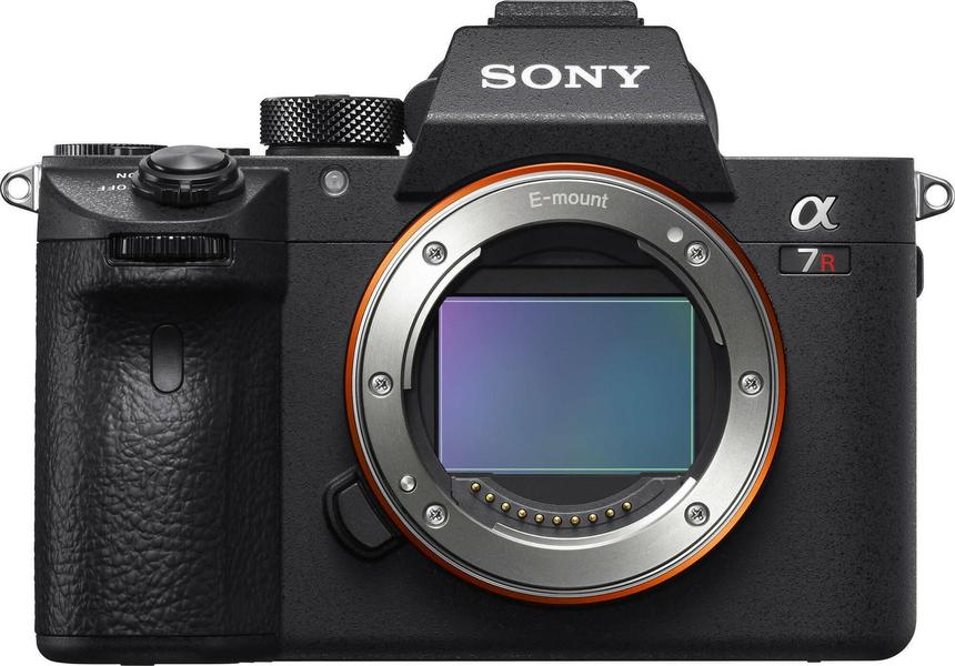 Sony Alpha A7R III digital camera