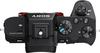Sony Alpha 7 II digital camera top