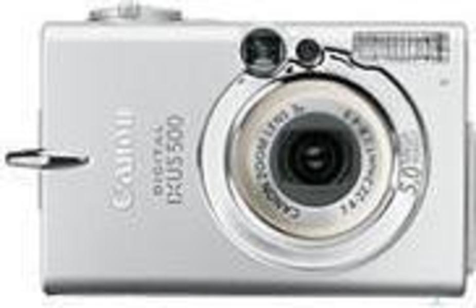 Canon PowerShot S500 Digital Camera