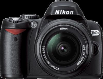 Nikon D40X Digital Camera