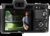 Nikon 1 V1 Digital Camera rear
