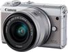 Canon EOS M100 Digital Camera angle