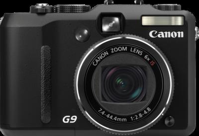 Canon PowerShot G9 Digitalkamera