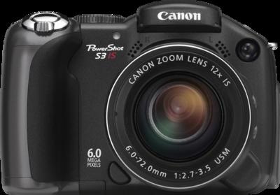 Canon PowerShot S3 IS Digital Camera
