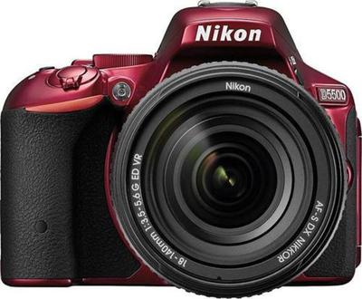 Nikon D5500 digital camera