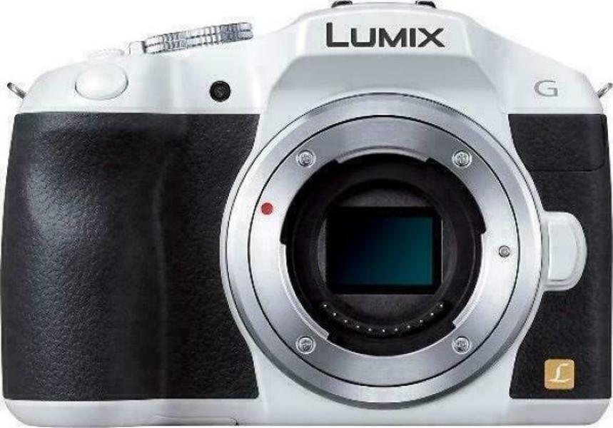 Panasonic Lumix DMC-G6 front
