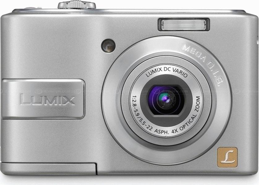 Panasonic Lumix DMC-LS85 front