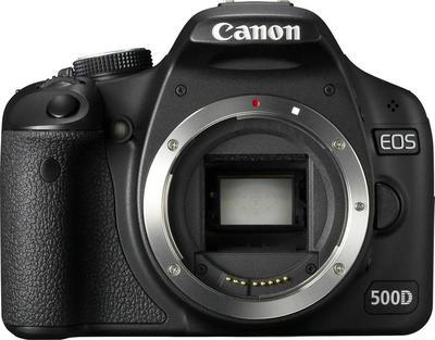 Canon EOS Rebel T1i Digitalkamera