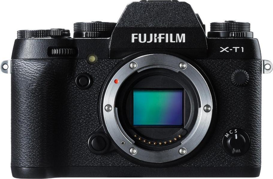 Fujifilm X-T1 front