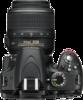Nikon D3200 Digital Camera top