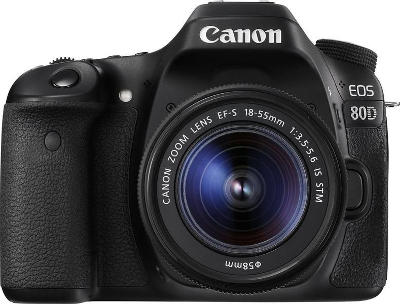 Canon EOS 80D Digital Camera