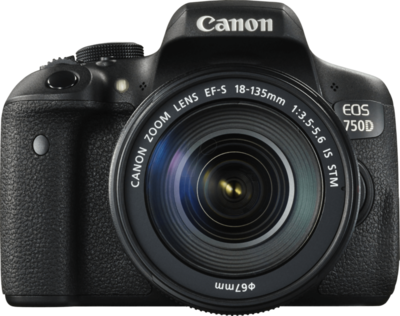 Canon EOS Rebel T6i Digital Camera