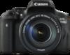 Canon EOS Rebel T6i Digital Camera front