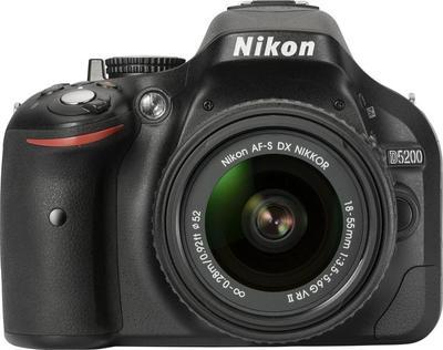 Nikon D5200 Aparat cyfrowy