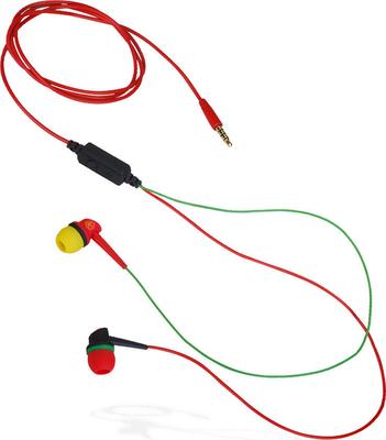 Aerial7 Apex Dark Rasta Headphones