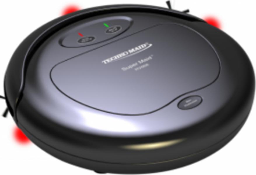 Techko RV668 Robotic Vacuum robotic cleaner
