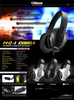 Syba Oblanc COBRA Headphones