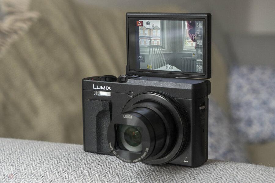 Panasonic Lumix DC-ZS70 Panasonic Lumix TZ90 review: The ultimate travel camera? - Pocket-lint