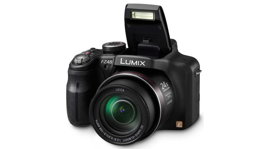 Panasonic Lumix DMC-FZ48 Panasonic LumixDMC-FZ48 (Digitalkamera)