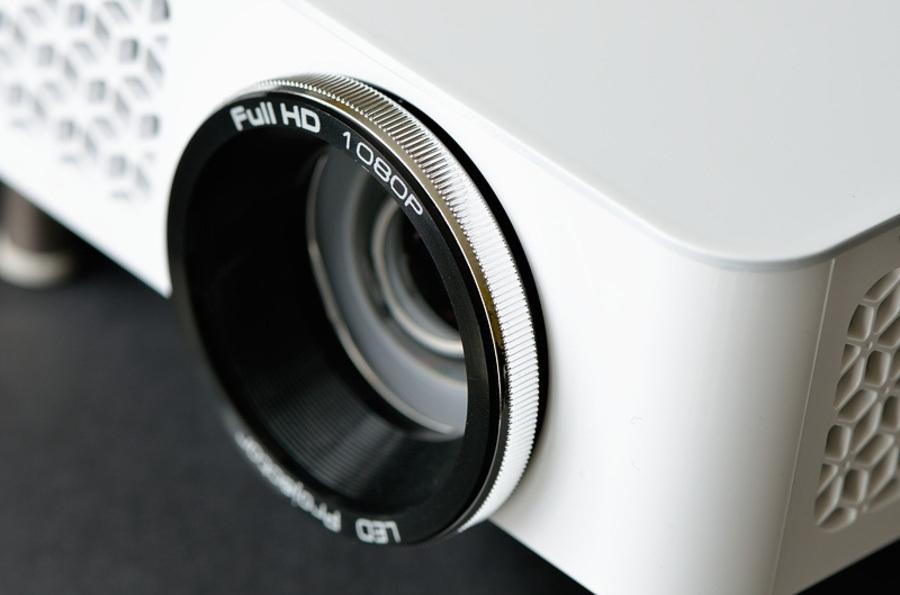 LG PF80G Test Projektoren & Beamer LG PF80G - Prad.de