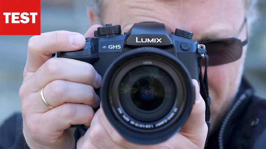 Panasonic Lumix DMC-GH5 Panasonic Lumix GH5: Profi-Systemkamera im Test
