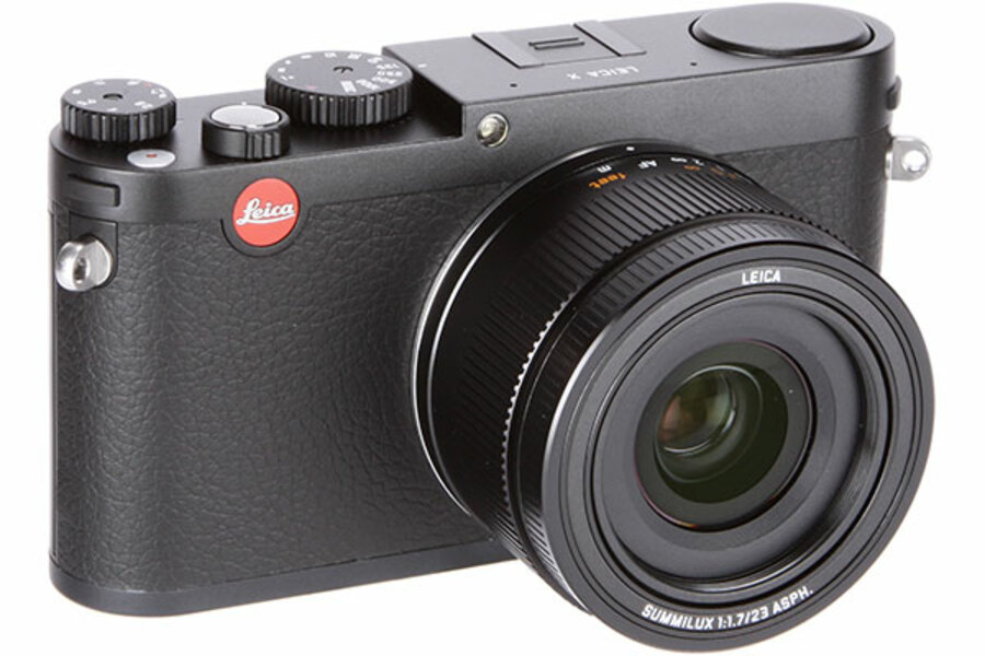 "Leica X (Typ 113) ""Edition Moncler"" Leica X (Typ 113) review - Amateur Photographer"