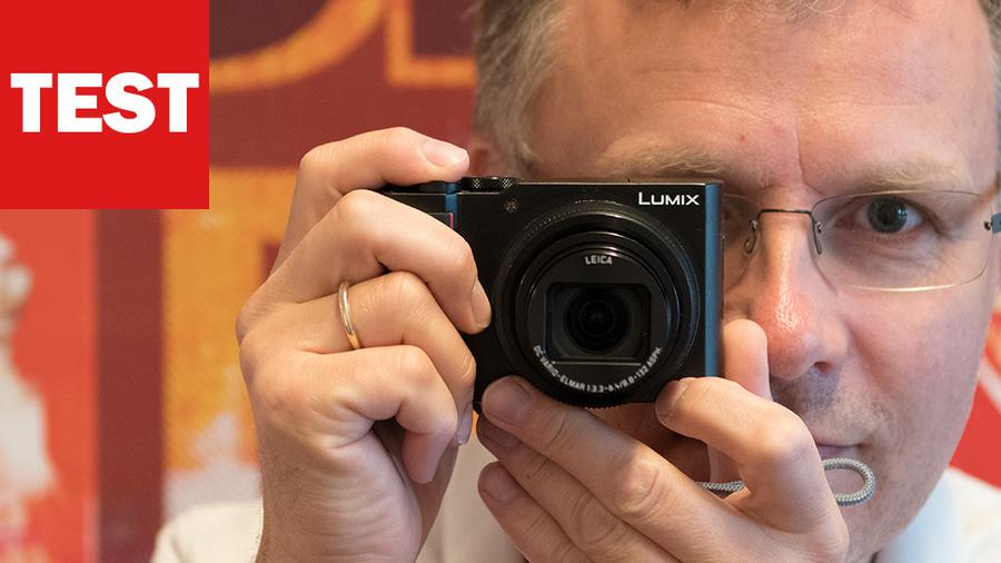 Panasonic Lumix DC-ZS202 Panasonic Lumix TZ202 im Test: Reise-Kamera mit Maxi-Sensor
