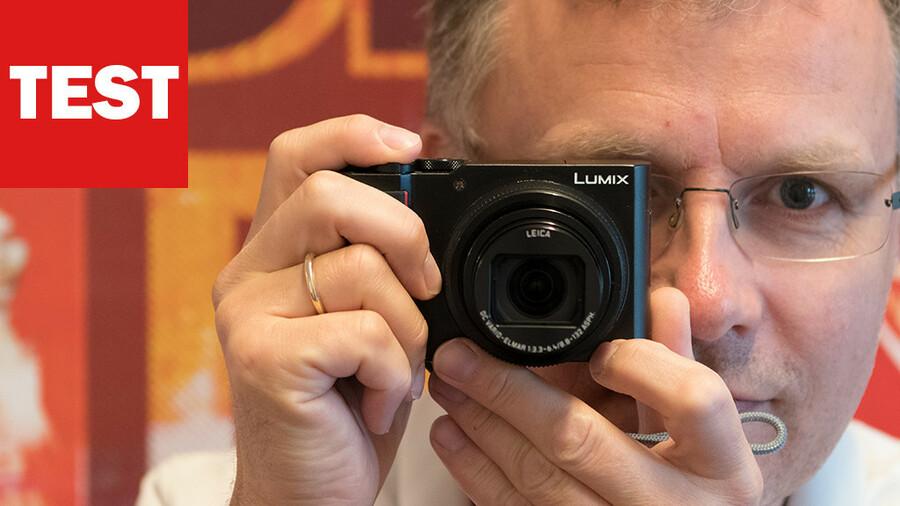 Panasonic Lumix DC-ZS202 Panasonic Lumix TZ202: Kompakte Kamera im Test