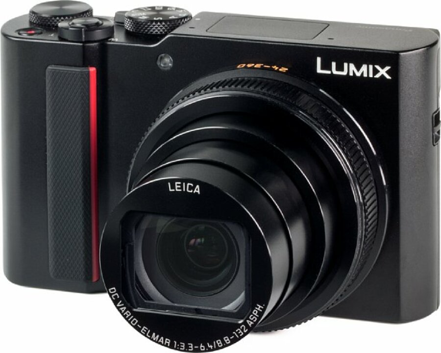 Panasonic Lumix DC-ZS202 Testbericht: Panasonic Lumix DC-TZ202