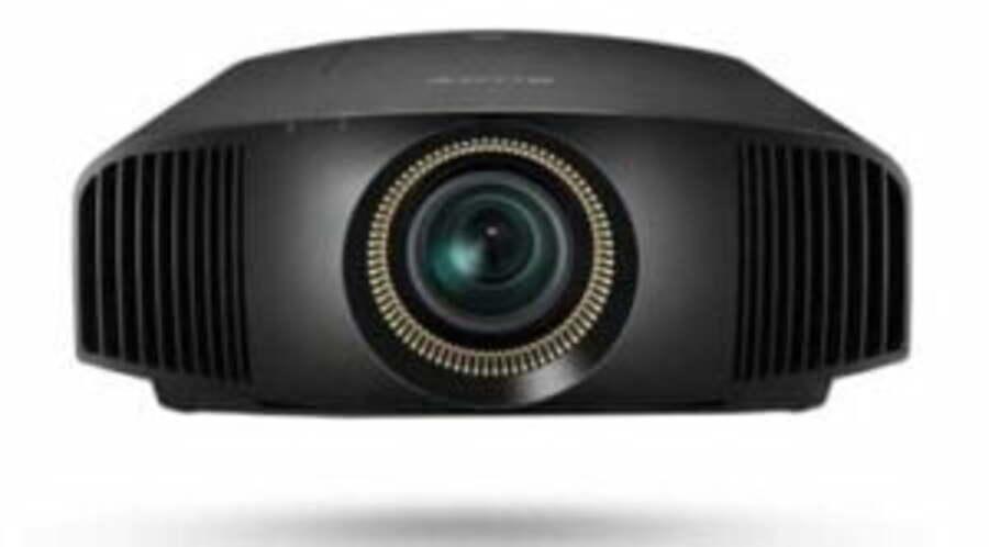 Sony VPL-VW350ES Sony VPL-VW350ES 4K SXRD Projector Reviewed