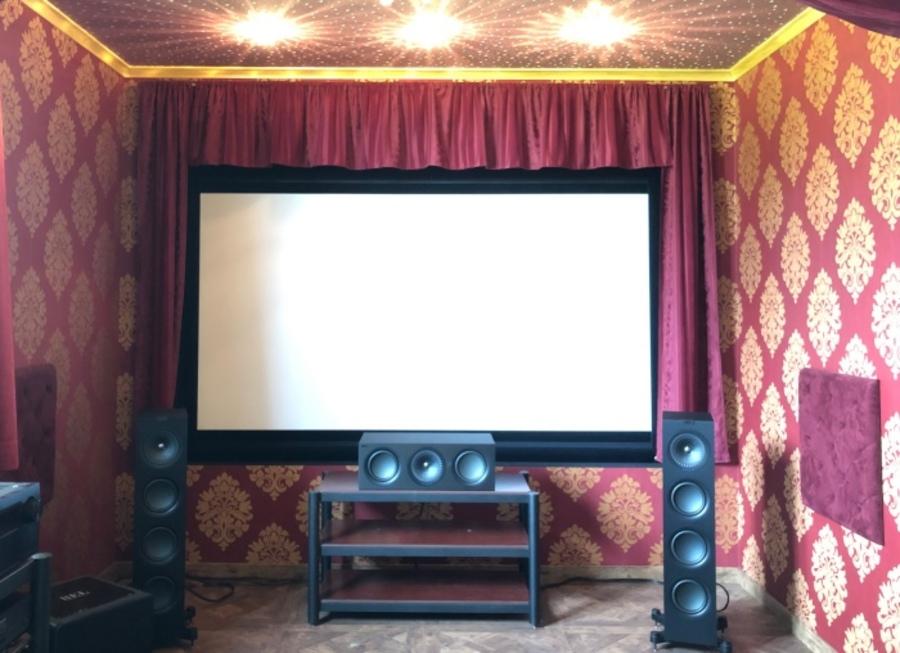 Sony VPL-VW570ES Vorstellung: Cinemike-Kino mit KEF Q-Serie (Q750, Q650C, Q350), REL HT/1205 Sub, Cinemike-Denon AVC-X8500H, Pioneer UDP-LX500 + Sony VPL-VW570ES