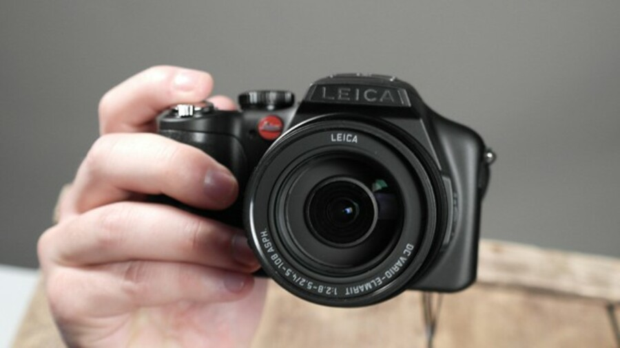 Leica V-Lux 3 Hands on: Leica V-Lux 3 review: Hands-on