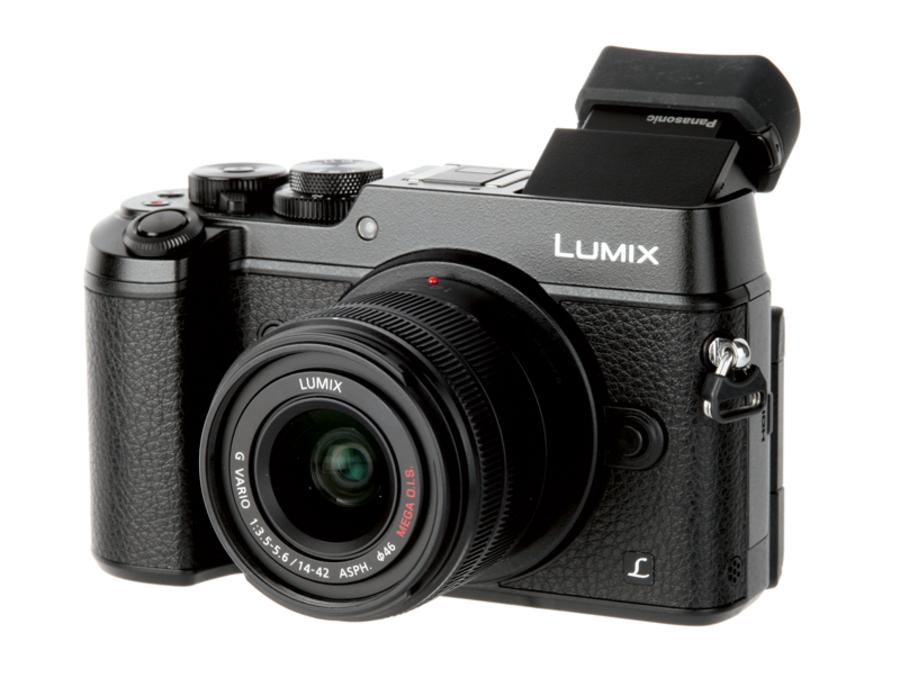 Panasonic Lumix DMC-LS5 Panasonic Lumix DMC-GX8 first look - Amateur Photographer