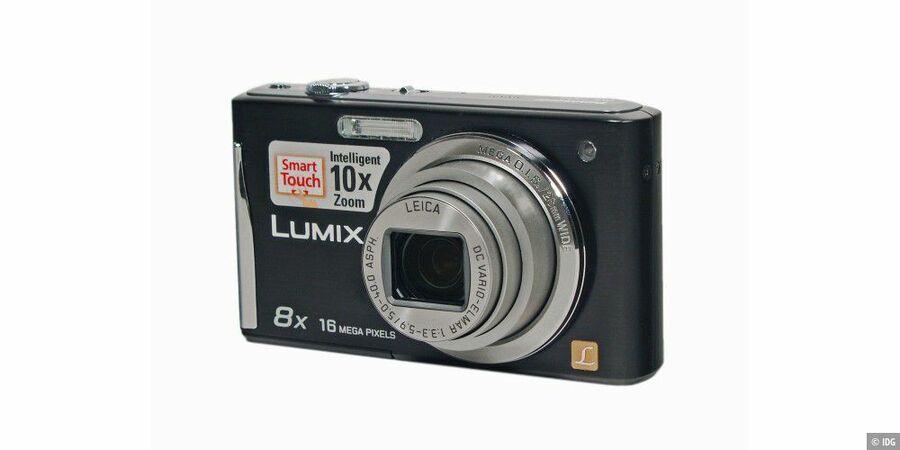 Panasonic Lumix DMC-FH27 Panasonic Lumix DMC-FS37 im Test
