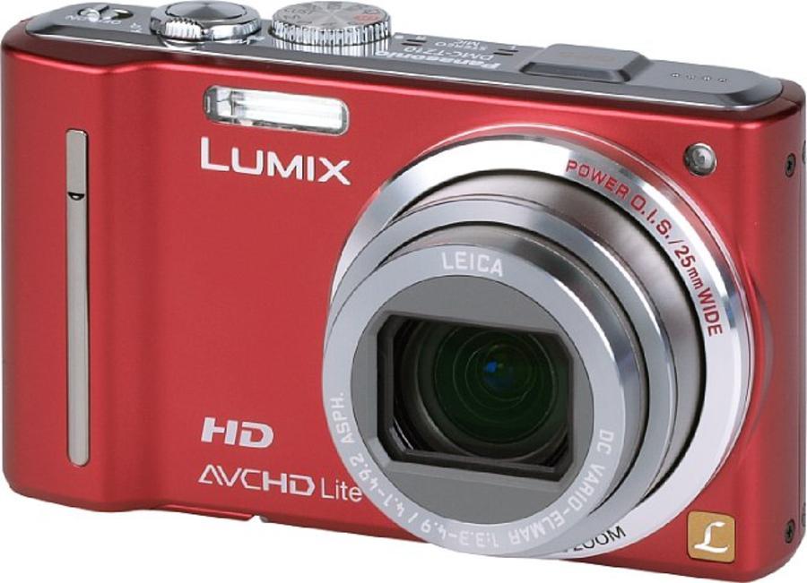 Panasonic Lumix DMC-ZS7 Testbericht: Panasonic Lumix DMC-TZ10