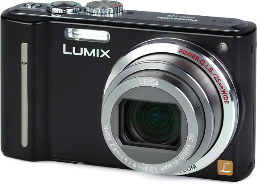 Panasonic Lumix DMC-ZS5 Testbericht: Panasonic Lumix DMC-TZ8
