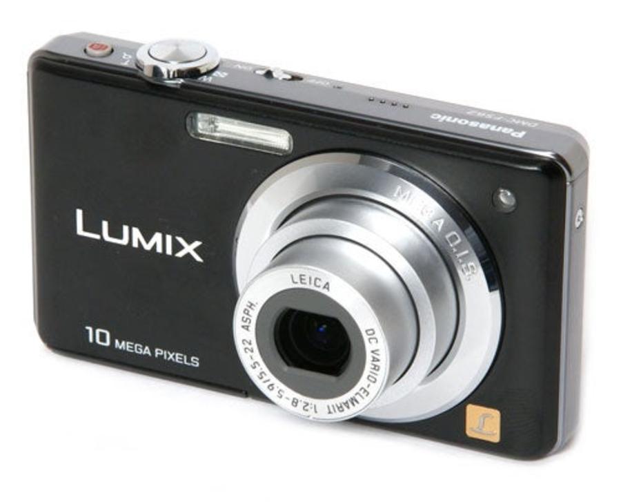 Panasonic Lumix DMC-FS62 Panasonic Lumix DMC-FS62