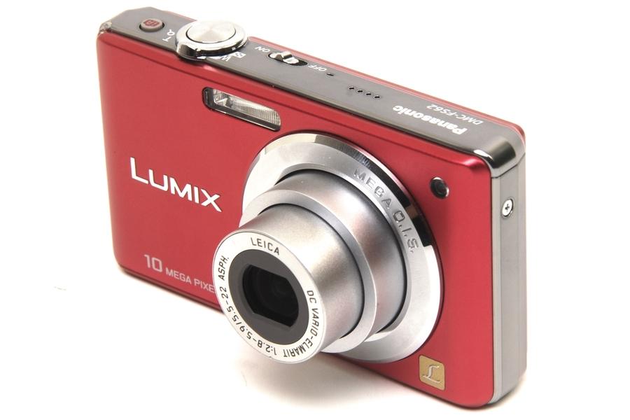 Panasonic Lumix DMC-FS62 Panasonic Lumix DMC-FS62R digital camera